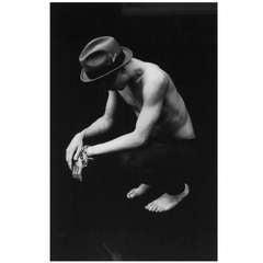 """#4"" Black and White Fine Art Photograph by Adrian Mesko"