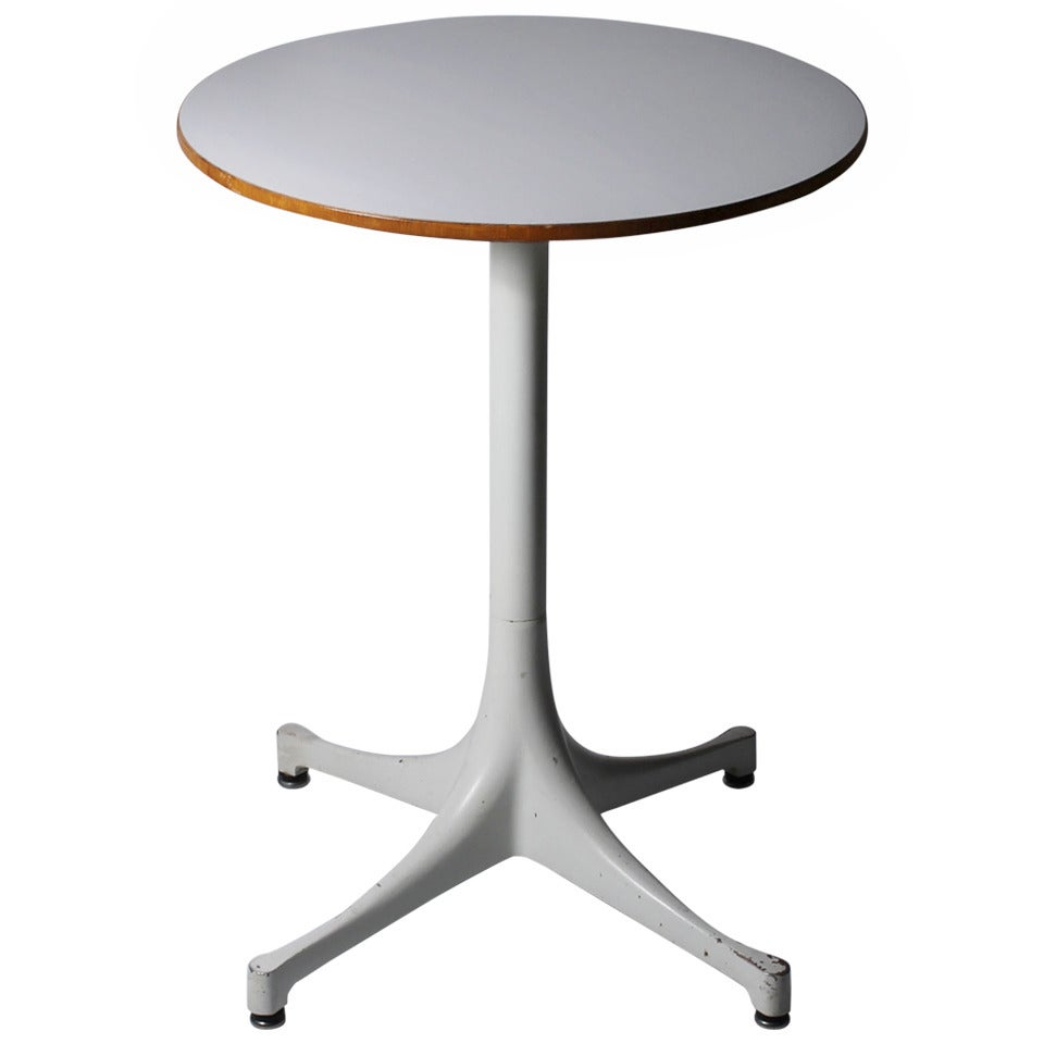 George Nelson Herman Miller Early Vintage Swag Leg Occasional Table