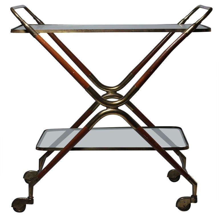 Cesare Lacca Italian Bar Cart Server