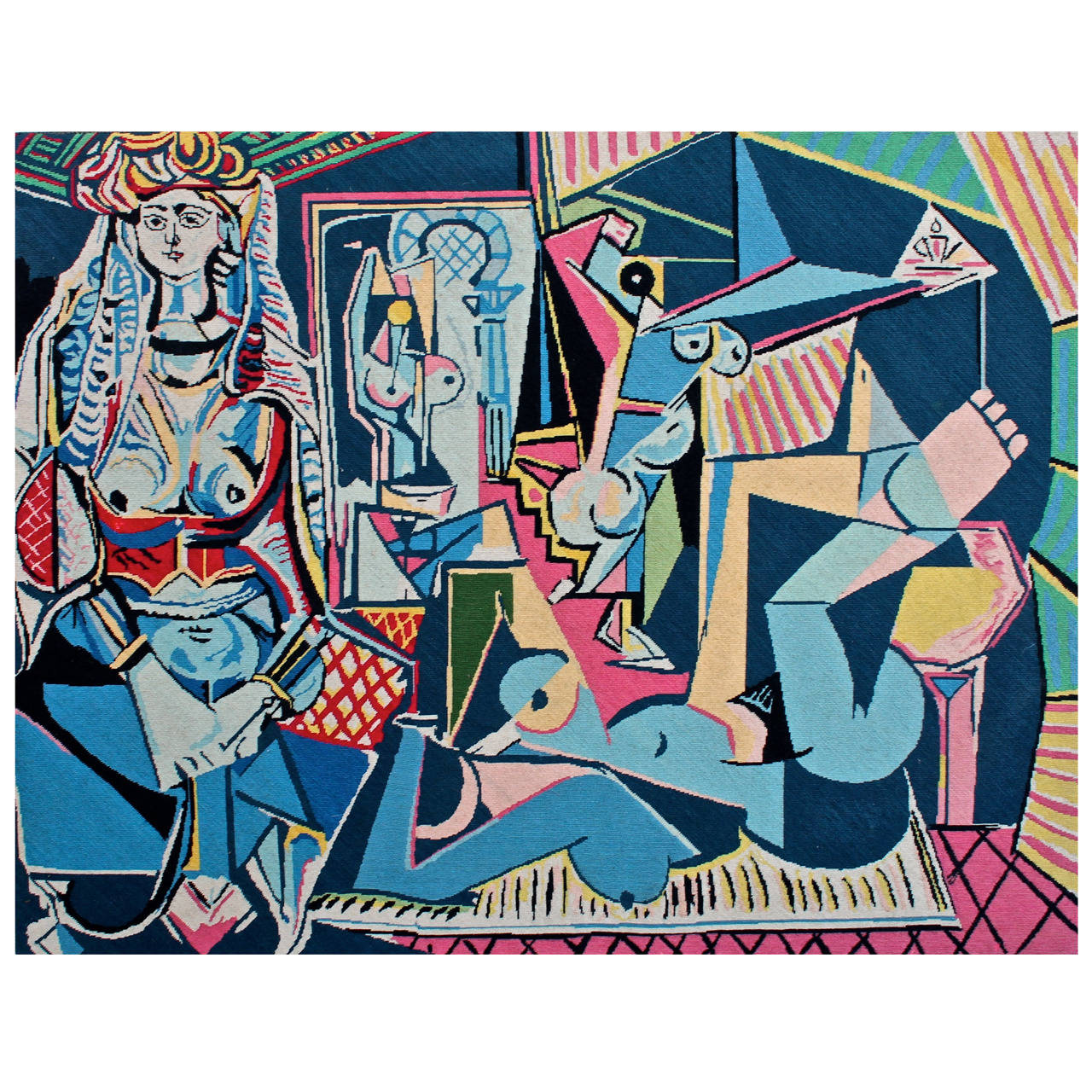 Picasso Tapestry, \