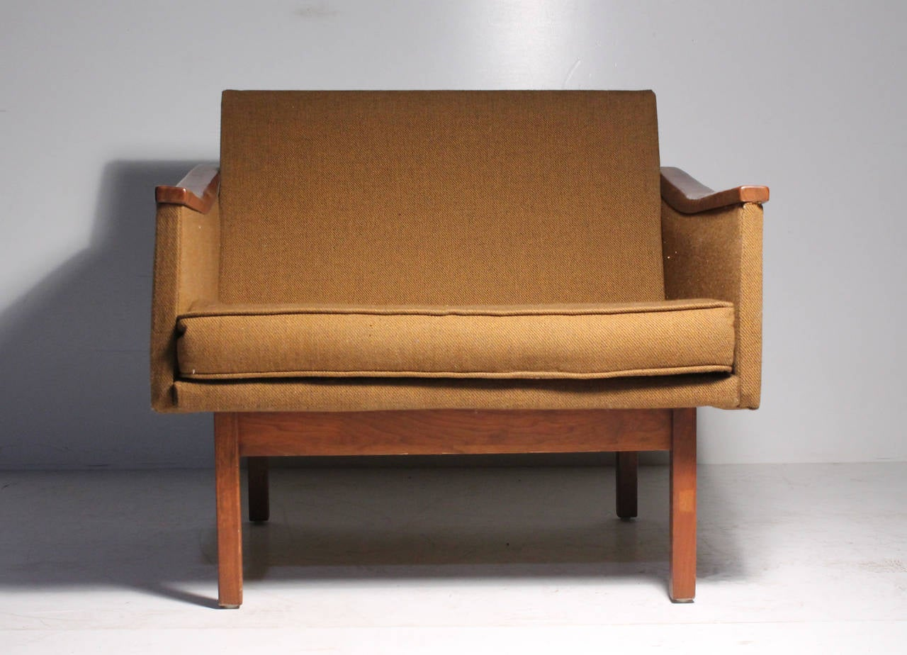 Arthur Umanoff Pair Lounge Chairs Madison Furn Style