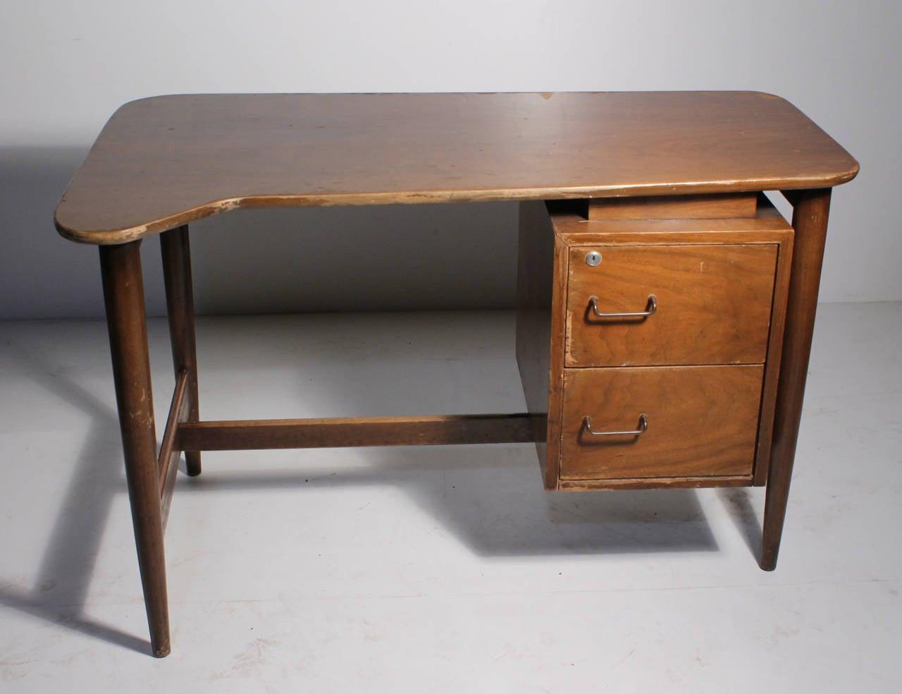 american of martinsville deskmerton gershun desk from the