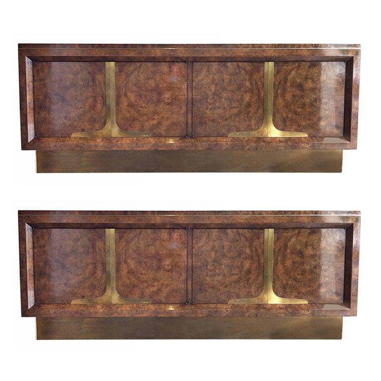 Attractive Mastercraft Furniture For Sale #4: Hollywood Regency Mastercraft Sideboard Cabinet Credenza