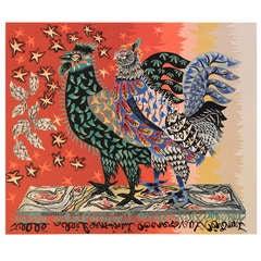 3 Jean Lurcat Colorful Screen Prints
