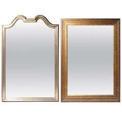 Vintage La Barge Wall Mirrors in the French 1940s Style
