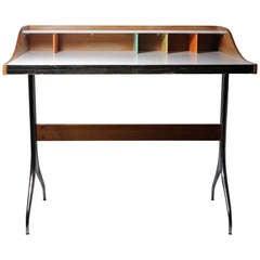 Original Vintage George Nelson Swaged-Leg desk Herman Miller