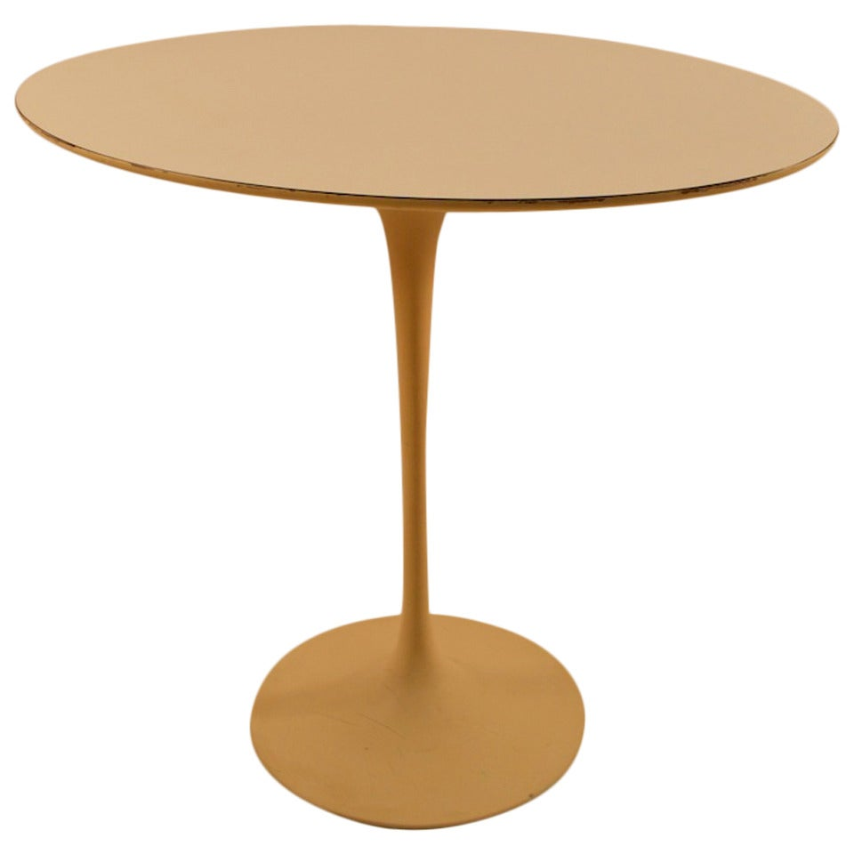 saarinen knoll tulip table for sale at 1stdibs. Black Bedroom Furniture Sets. Home Design Ideas