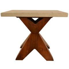 "Harvey Probber ""X"" Base Table"