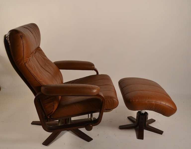 Danish Modern Reclining Lounge Chair 2 & Danish Modern Reclining Lounge Chair at 1stdibs islam-shia.org