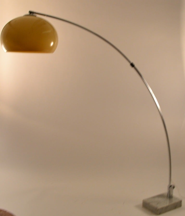 Italian Arc Lamp At 1stdibs