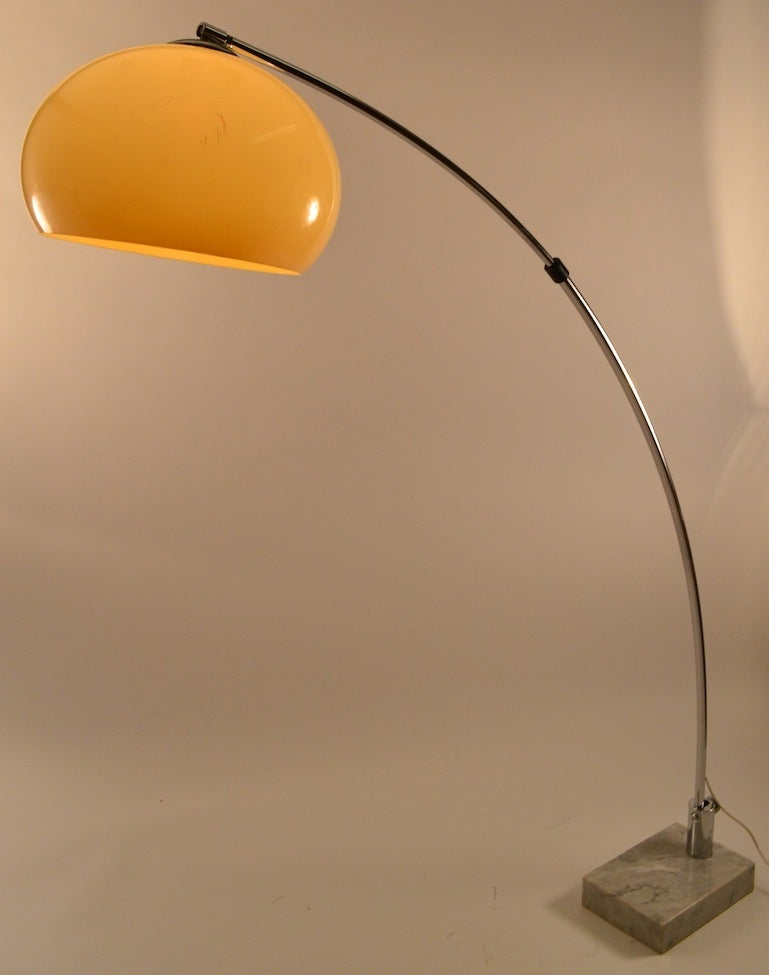 Italian Arc Lamp At 1stdibs