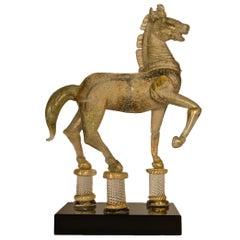 Rare Ermanno Nason Scavo Horse Figure