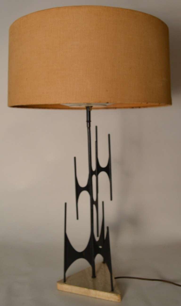 Maurizio Tempestini Lightolier Table Lamp 2
