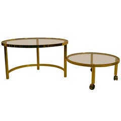 Mechanical Disk Table