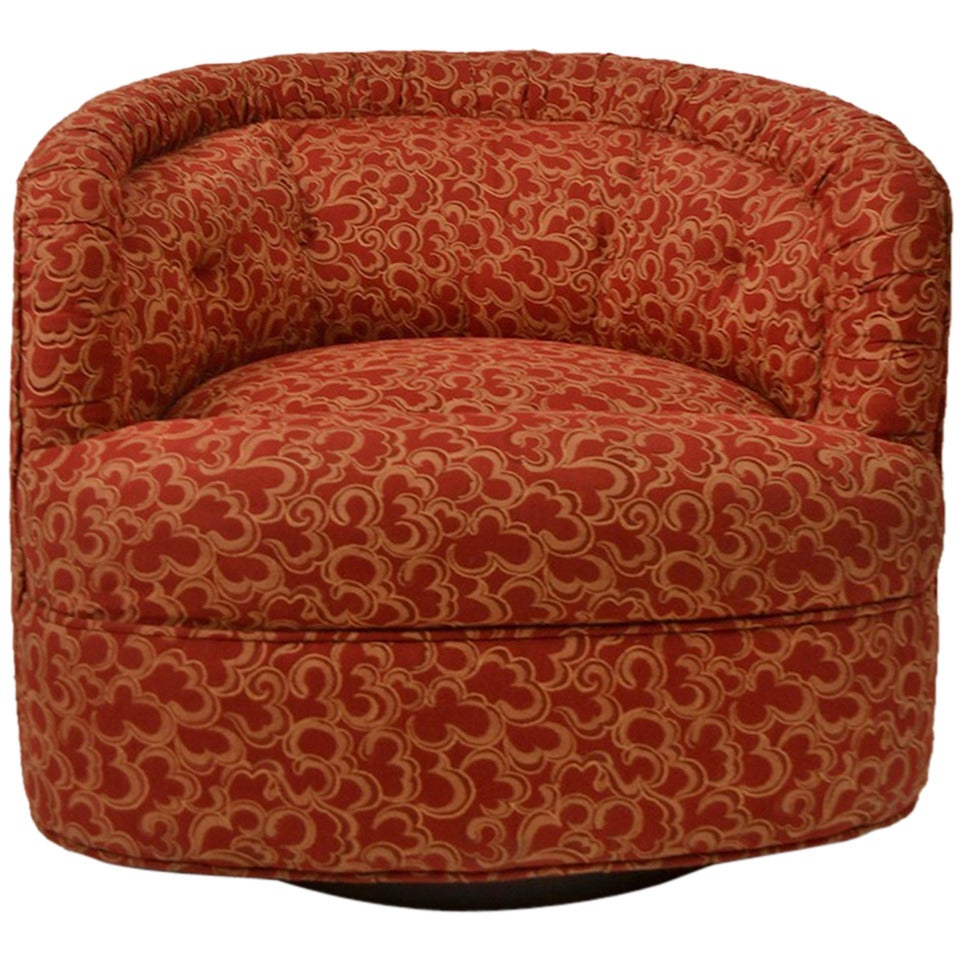 swivel chairs for sale swivel tub chair for at 1stdibs 5964