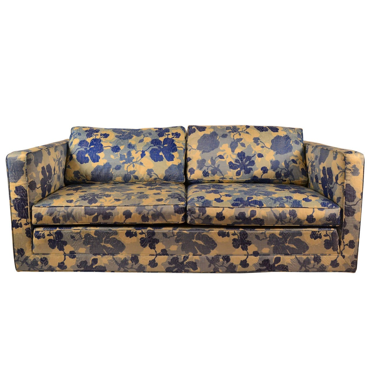 Box Style Love Seat by the Dunbar Furniture Company