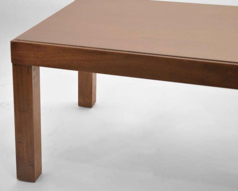 George Nelson / Herman Miller rectangular coffee table.
