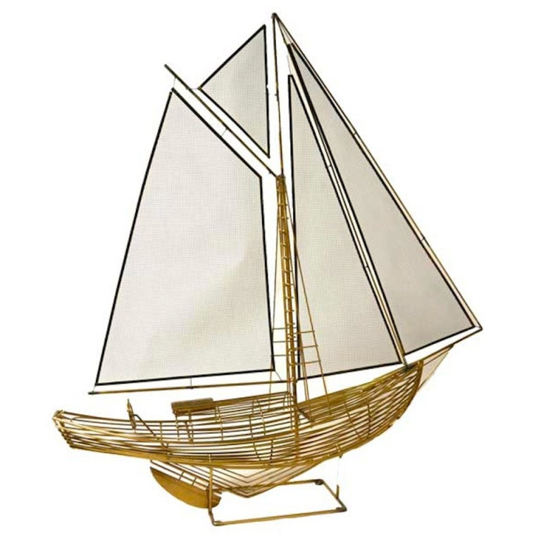 Curtis Jere Clipper Ship For Sale