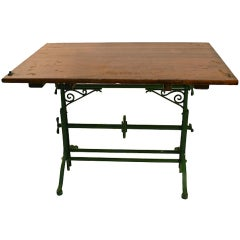 Vintage American Drafting Table