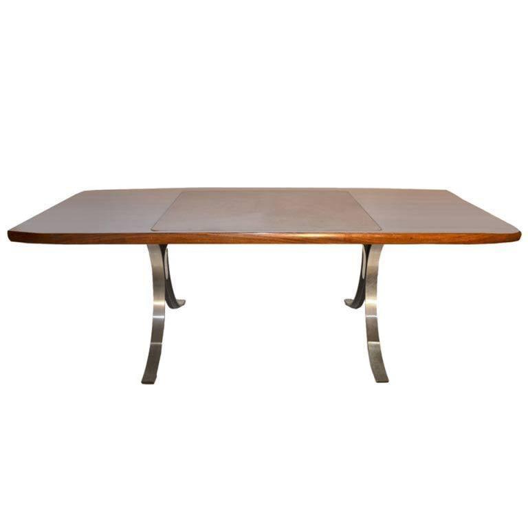 Osvaldo Borsani Writing Table Desk for Techno
