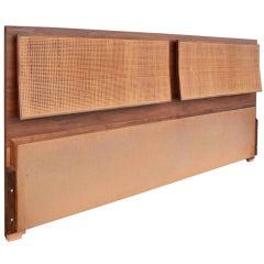 Paul McCobb Clavin King Size Bed  Headboard