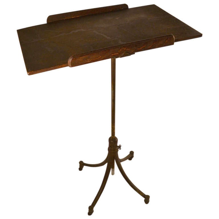 Drafting Table or Maitre D' Stand