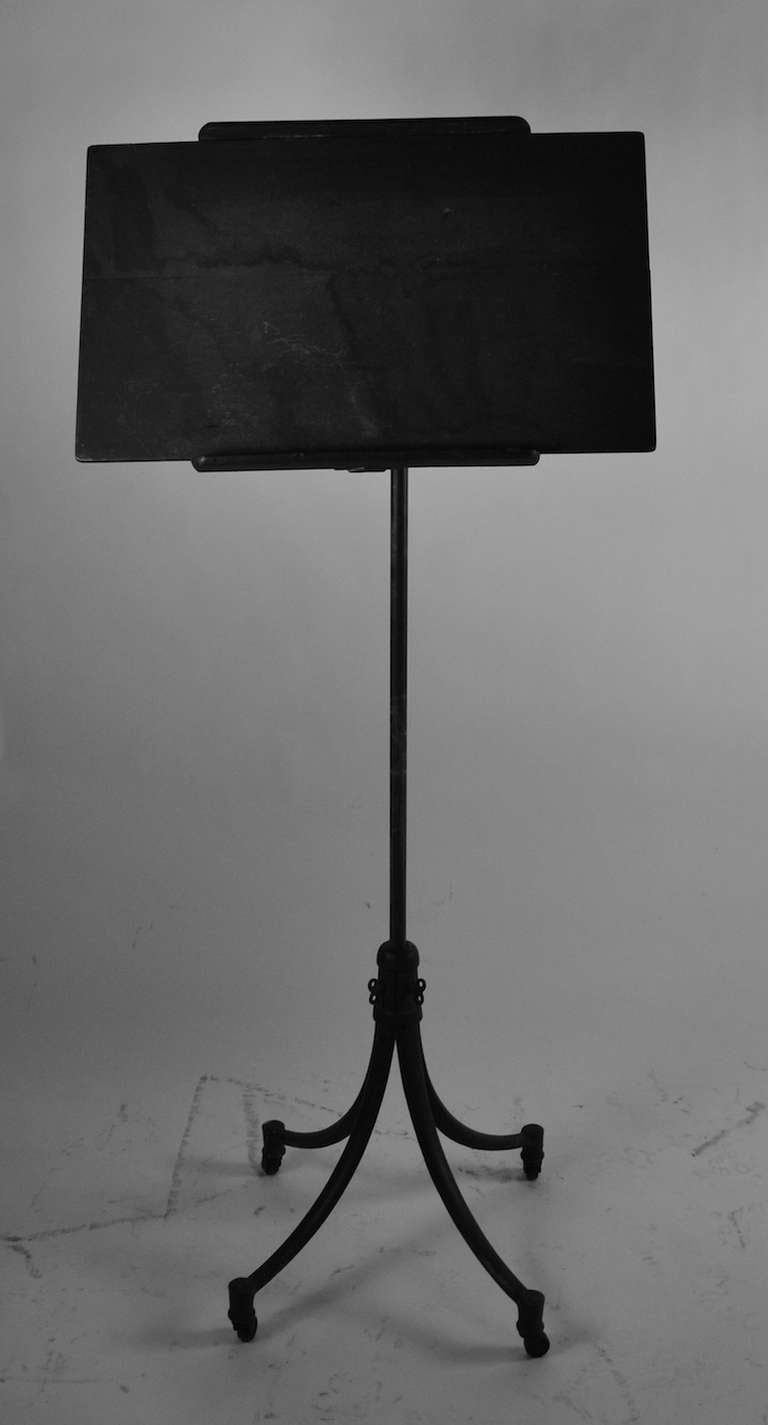 Drafting Table or Maitre D' Stand For Sale 3