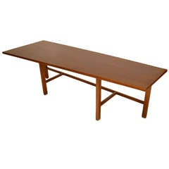 Trapezoid Top Wormley For Dunbar Coffee Table