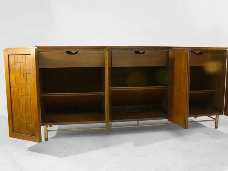 Superior Bert England Design For Johnson Furniture Company Sideboard 2
