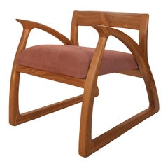 Studio Hand Made - Crafted Wood Arm / Lounge Chair