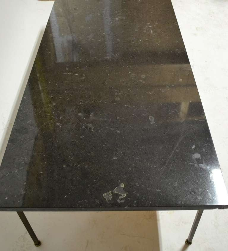 For Directional Black Marble Top Coffee Table Is No Longer Available