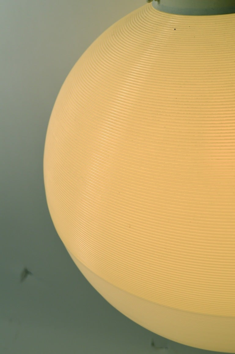 Unusual Heifetz Rotaflex Ball Form Globe For Sale At 1stdibs