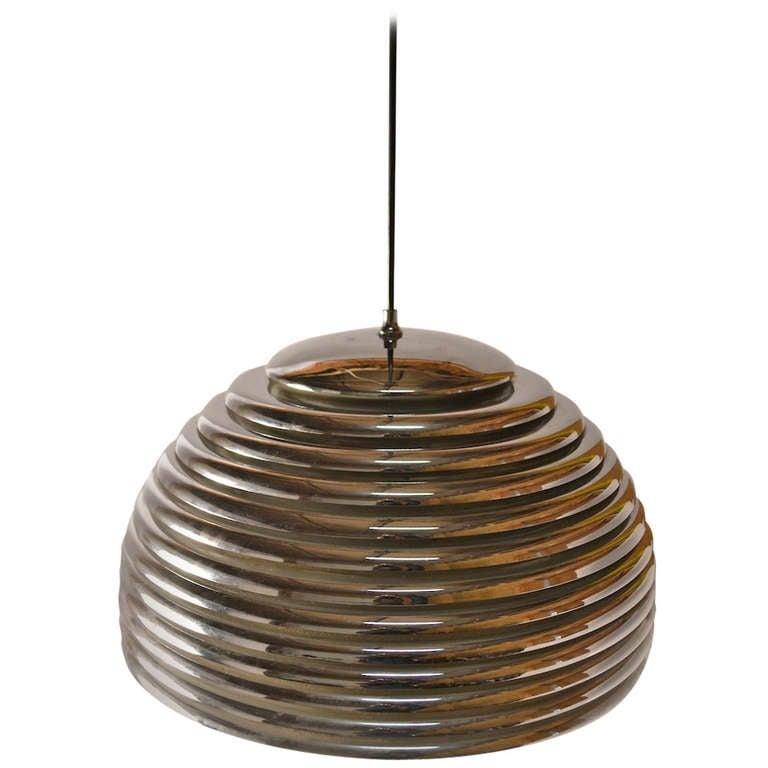 Kazuo Motozawa Saturno Pendant Light For Sale