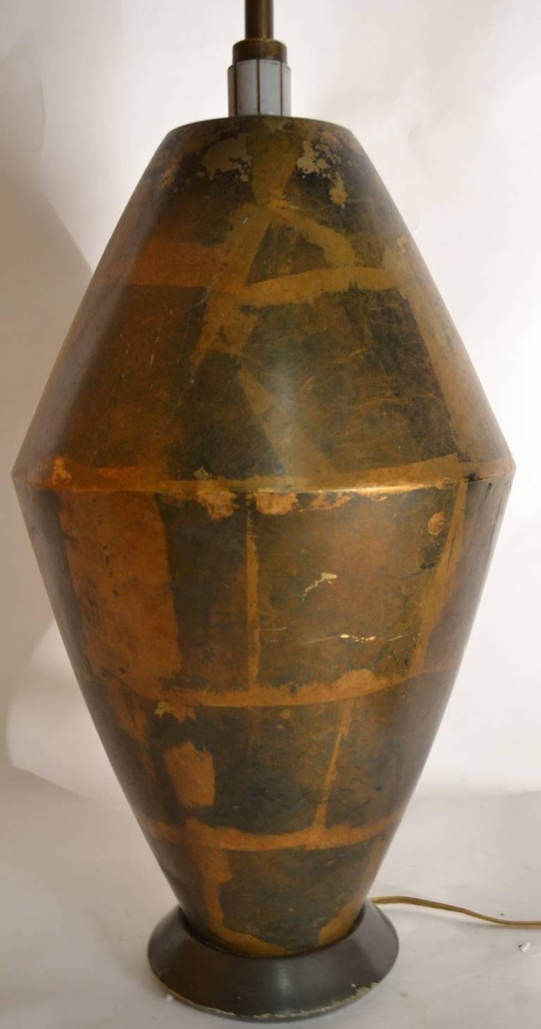 Damon giffard for hansen lighting company copper table for Lights company