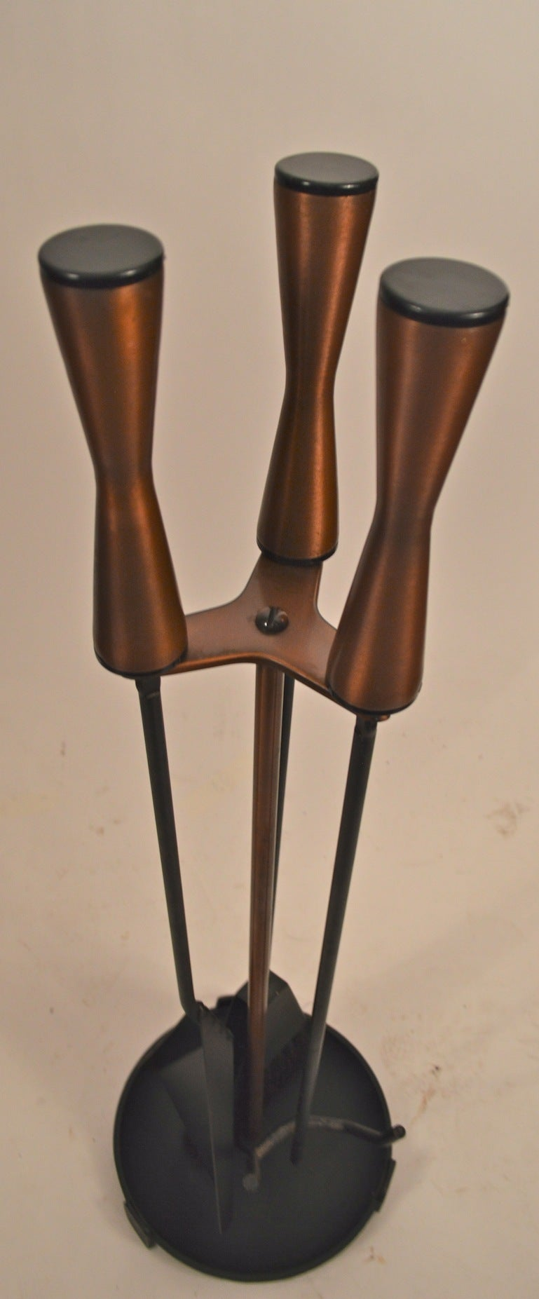 Danish Modern Fireplace Part - 50: Mid-Century Modern Fireplace Tool Set 3