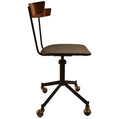 Swivel Desk Chair by Clifford Pascoe