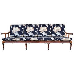 Exceptional Long Ficks Reed Sofa