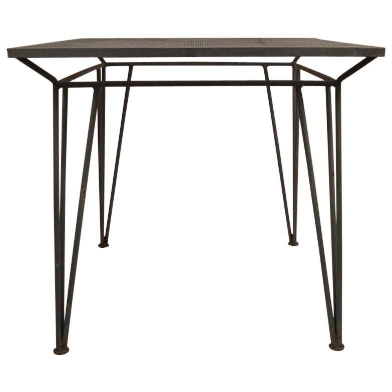 Square Salterini Cafe Table