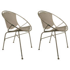 Pair of Salterini Lawn Chairs