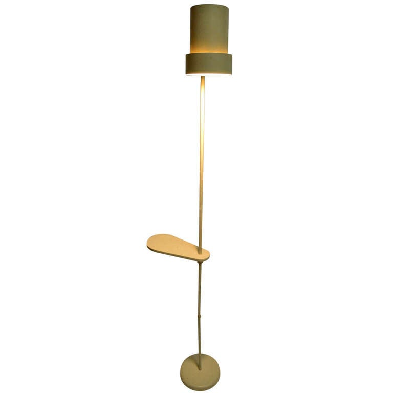 this unusual possibly unique adjustable floor lamp is no longer