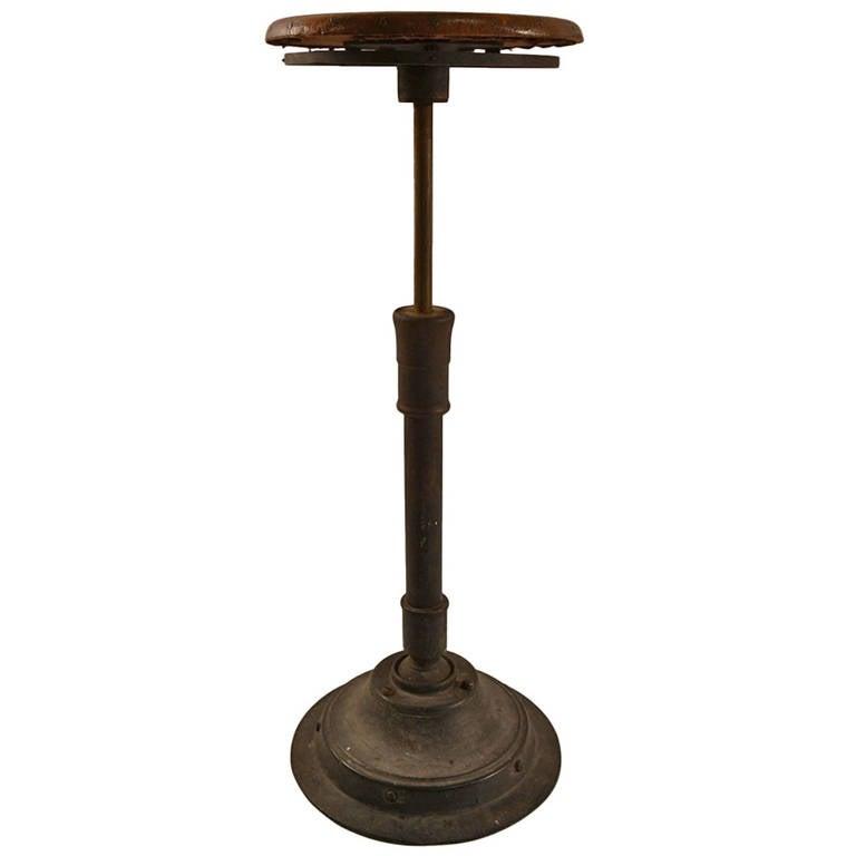 Industrial Swivel Adjustable Stool