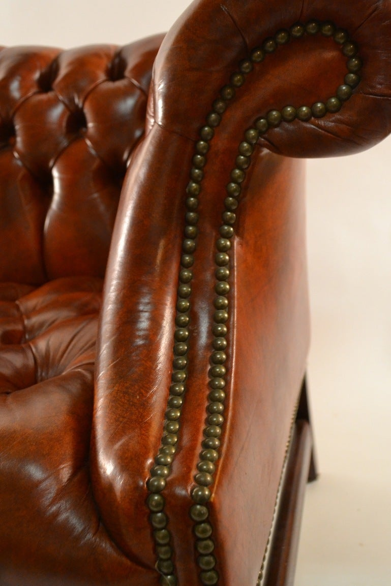leather camel back sofa at 1stdibs classic leather sofas uk classic leather sofas