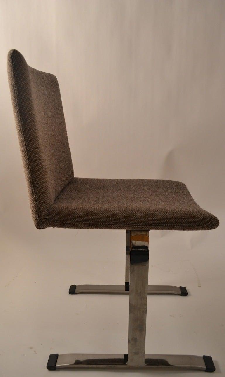 10 Brueton Dining Chairs at 1stdibs