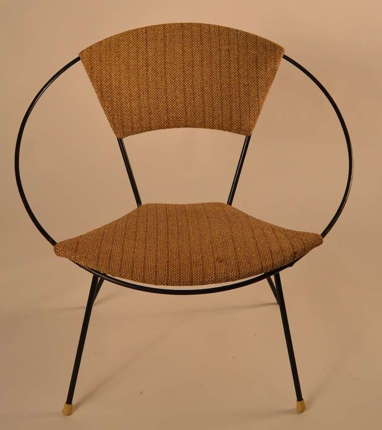 Charmant Pair Of John Houser Hoop Chairs Originally From Jackie Gleasonu0027s Famous