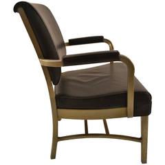 Machine Age Art Deco Remington Rand Zephyr Chair Industrial  Design