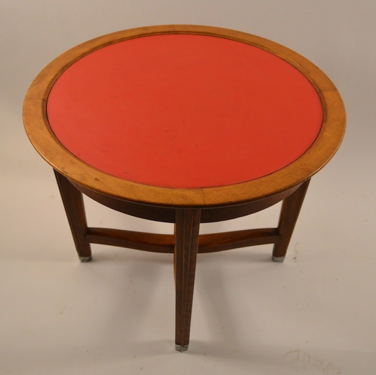 Art Deco Table by Batistin Spade In Excellent Condition For Sale In New York, NY