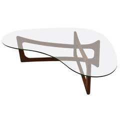 Pearsall Amoeba Coffee Table