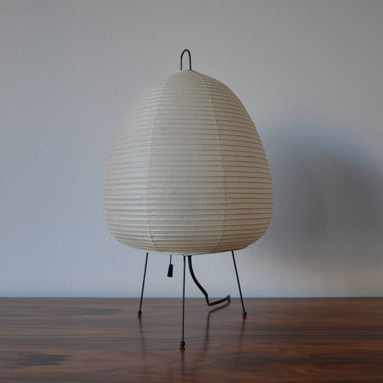 Table Lamp by Isamu Noguchi at 1stdibs