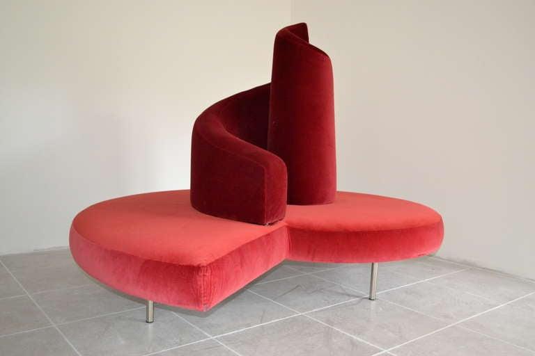 Tatlin Sofa by Mario Cananzi and Roberto Semprini 2
