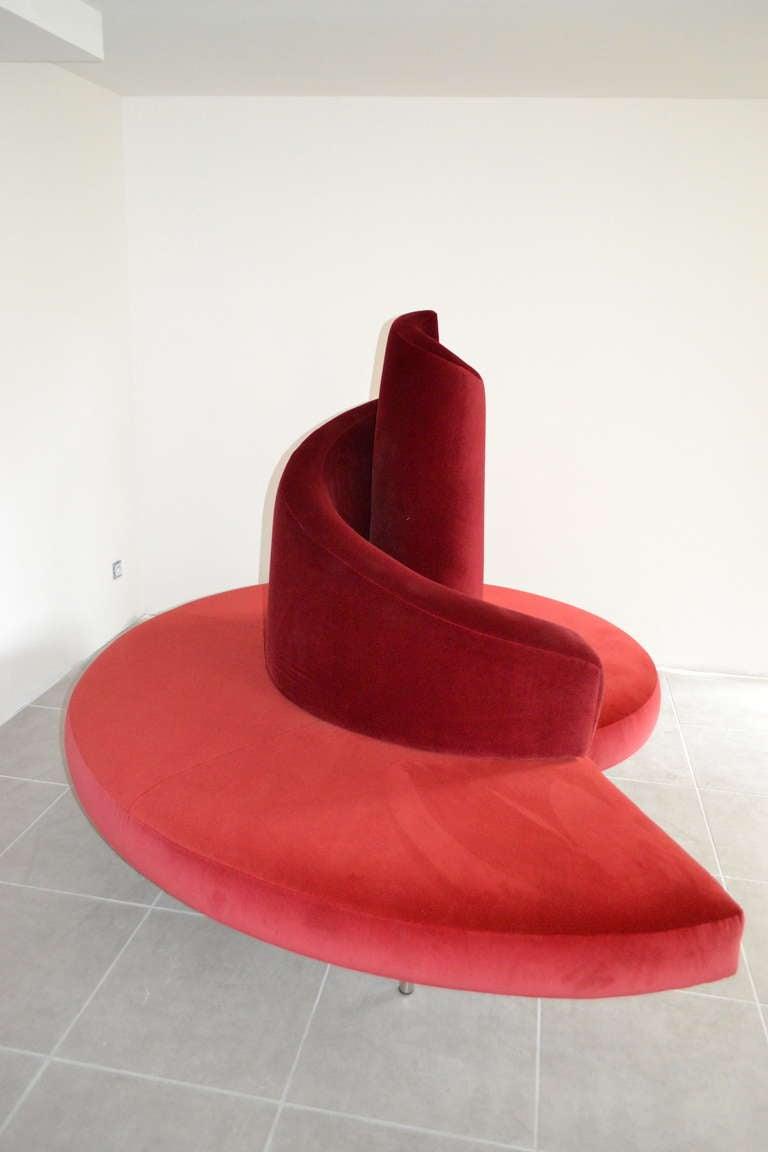 Tatlin Sofa by Mario Cananzi and Roberto Semprini 3